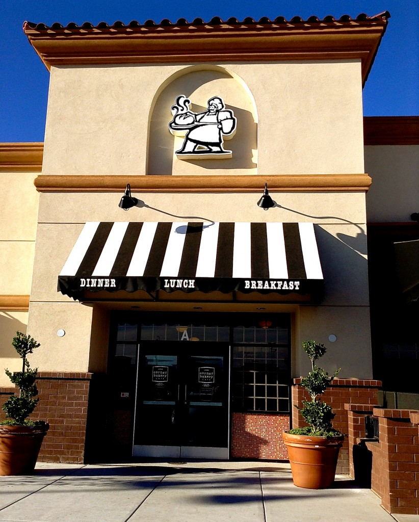 Corner Bakery Cafe in Las Cruces review.