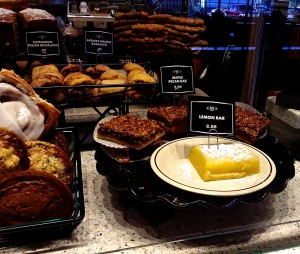 Showcased Sweets, samples for Corner Bakery Cafe in Las Cruces review.