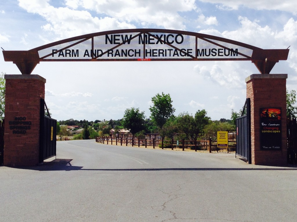 Look into New Mexico's cultural past at the New Mexico Farm and Ranch Heritage Museum in Las Cruces.