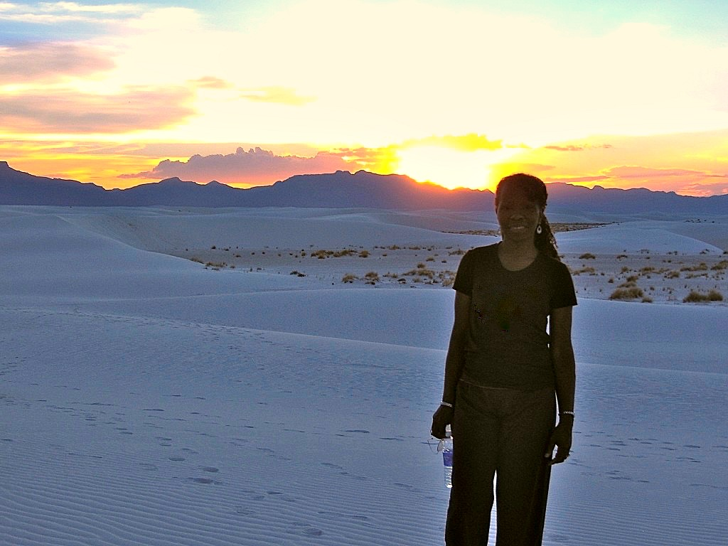 White Sands National Park ~ is there a better place for a Southern New Mexico travel blogger to be?