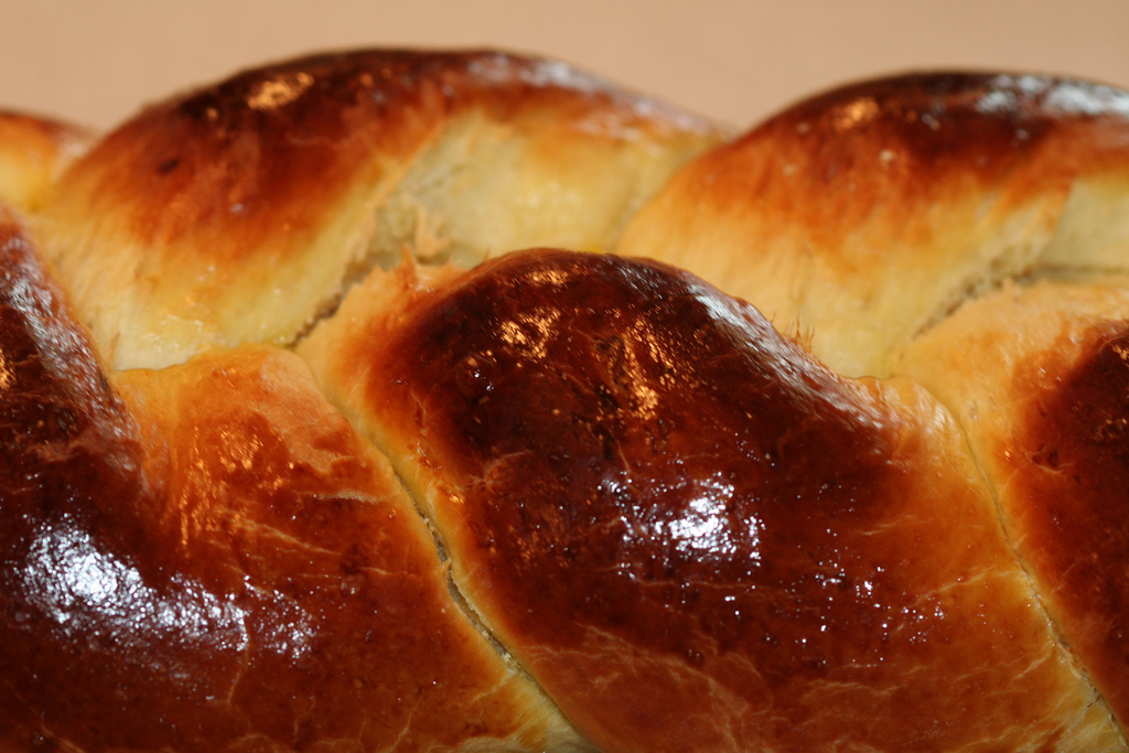 "What to eat when on a French pastry tour through Pays-de-la-Loire, in Northwest France. Image:""Braided Brioche"" by Sharon Mollerus."