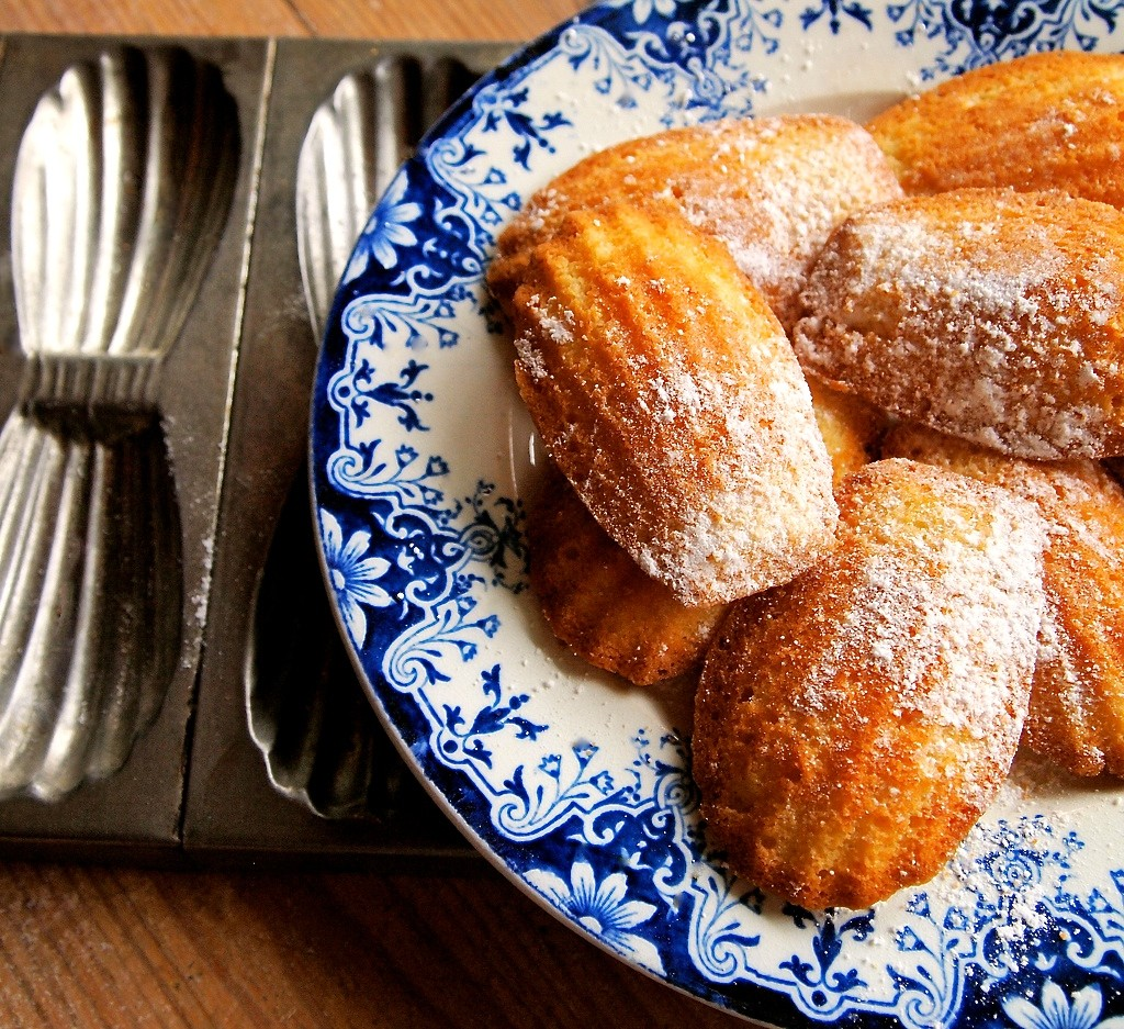 Madeleines by Karen Booth.