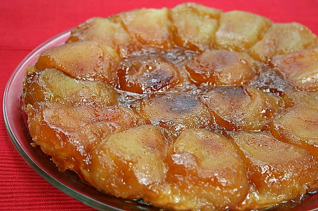 No French pastry tour would be complete without tarte Tatin. Image: Tarte Tatin by Photo by Mel.