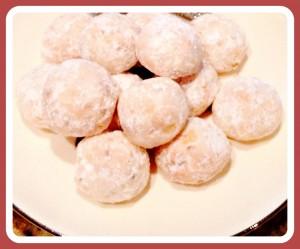 Pistachio Mexican Wedding Cakes: A Taste of Alamogordo ...