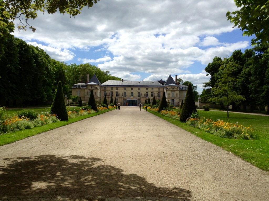 Château de Malmaison in the suburb of Rueil-Malmaison ~ Paris off the beaten path.
