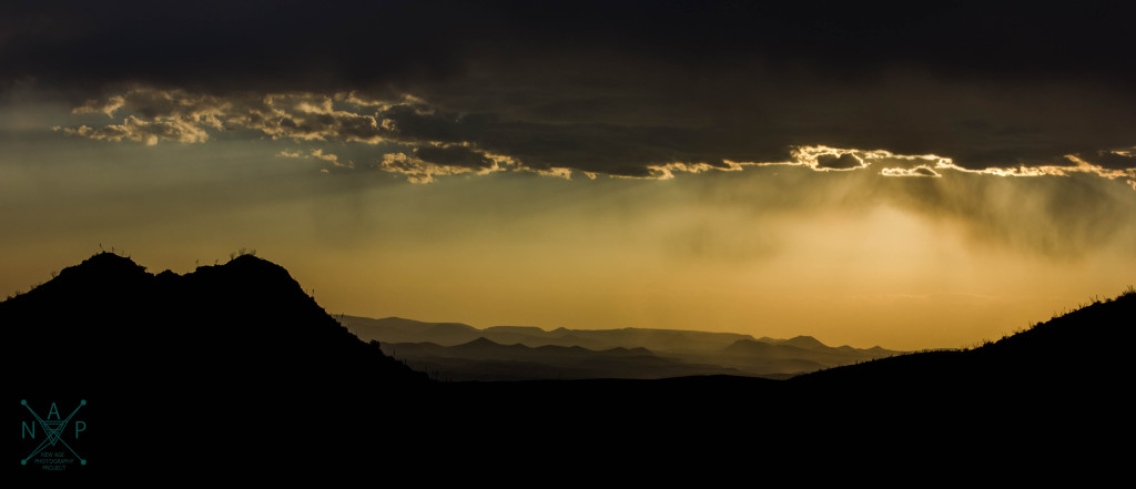Southern New Mexico Landscape by New Age Photography