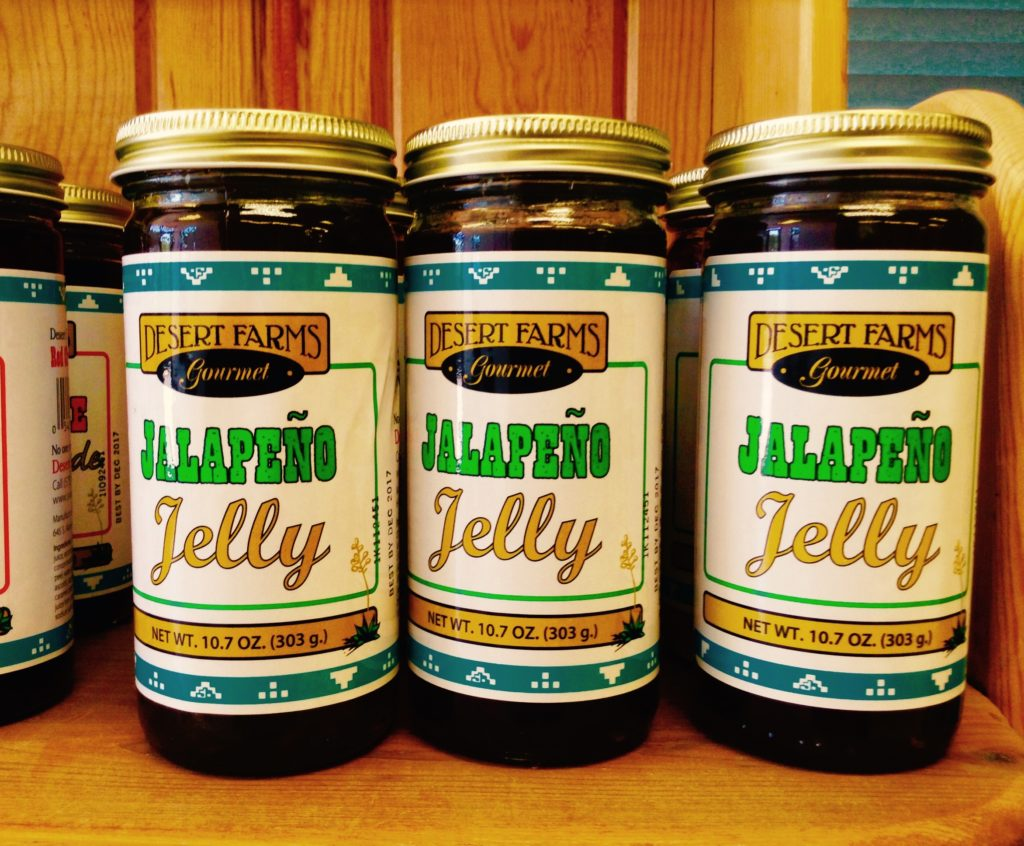 Sweet hot chile peppers on your toast? This jalapeño jelly will do the trick.
