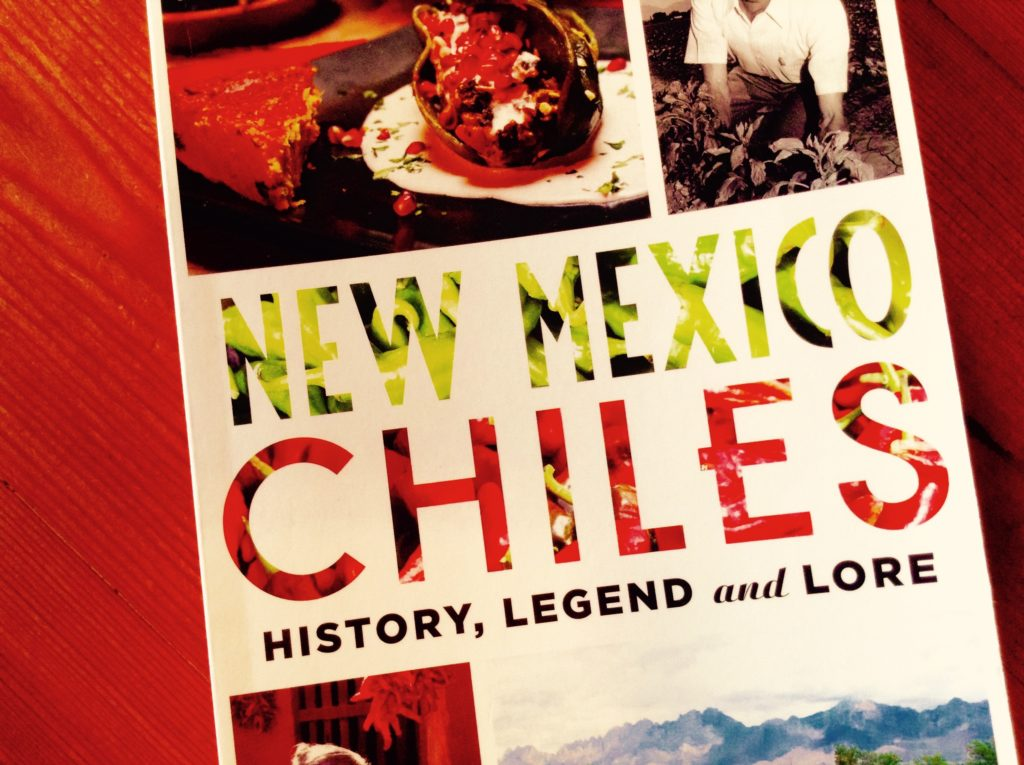 New Mexico Chiles: History, Legend and Lore, for New Mexico Chiles book review.