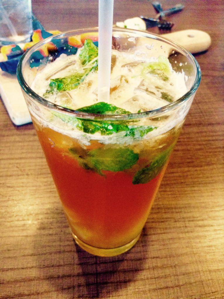 Salud! Specialty Tea, a delicious surprise you can drink at Salud! de Mesilla.