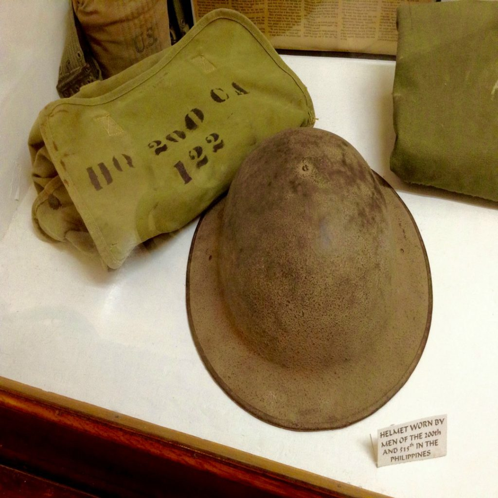 Gear worn by New Mexico soldiers are among the thing you can see on this New Mexico history tour.