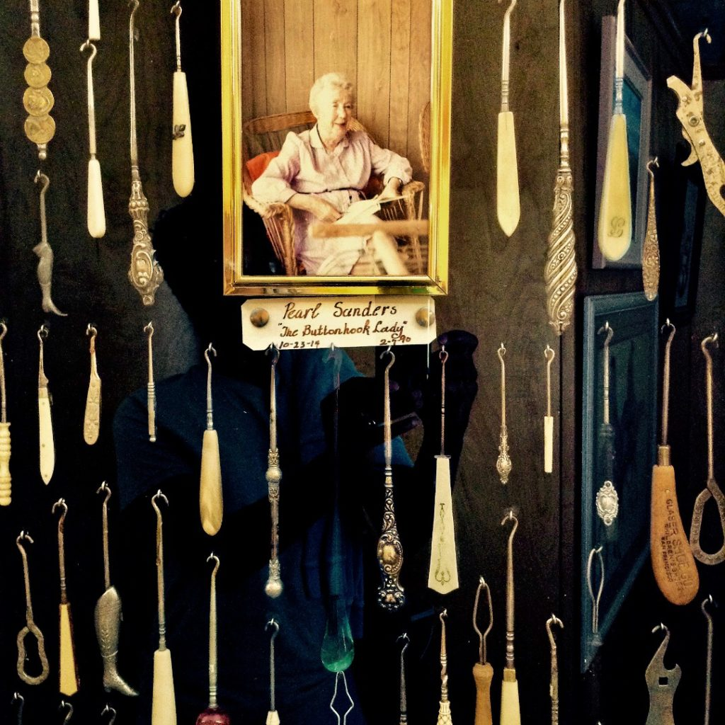 At the Deming Luna Mimbres Museum, even buttonhooks have a place in New Mexico history.