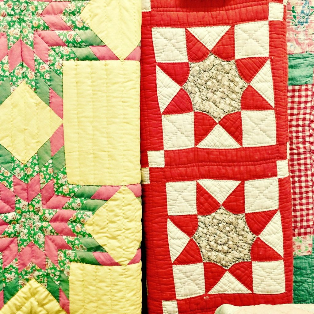 Accomplished quilters have practiced their craft throughout nearly two centuries of New Mexico history.