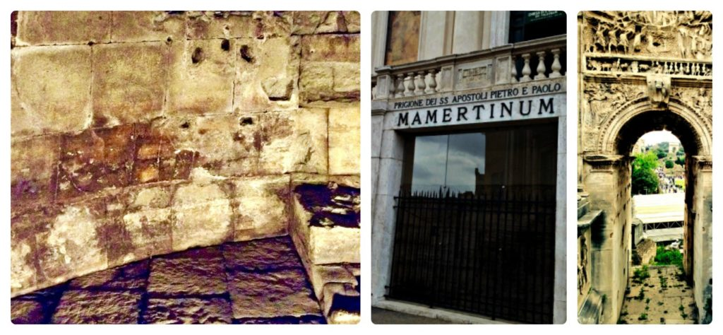 Make time to visit important but lesser-known sights like Mamertine Prison on your best gelato tour of Rome.