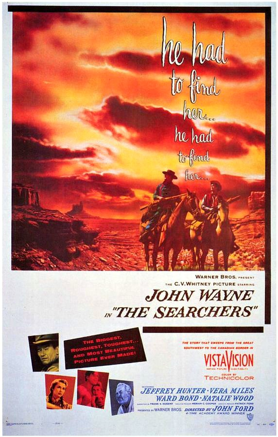 That Britt Johnson's legend packs more drama than the film, The Searchers, is something I learned this spring.