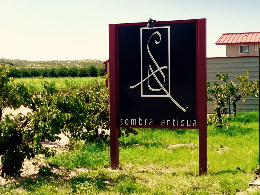 Sombra Antigua Winery hosts a patio party most every weekend of the year.